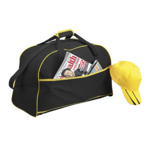 Route 66 Tog Bag Yellow