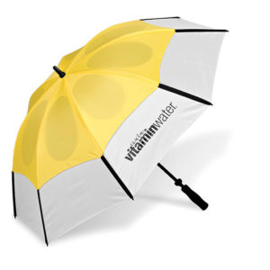 Royalty Golf Umbrella Yellow