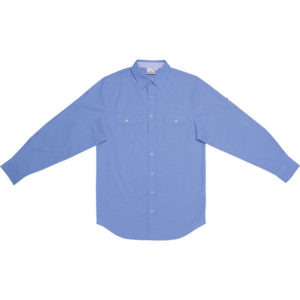 Ruben Shirt Mens Light Blue