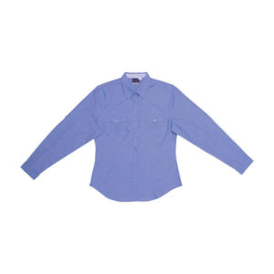 Ruby Blouse Ladies Light Blue