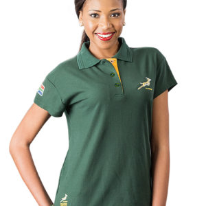 SA Rugby Basic Golfer Ladies
