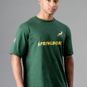 SA Rugby Basic T Shirt Mens