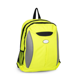 Gray House Promotions Safezone High-Visibility Backpack