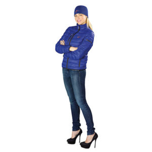 Scotia Light Down Jacket Ladies Blue