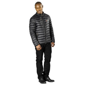 Scotia Light Down Jacket Mens Black