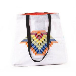 Shopper-bag-maize-recycled - Grayhouse