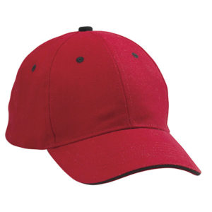 Single Sandwhich Peak Red