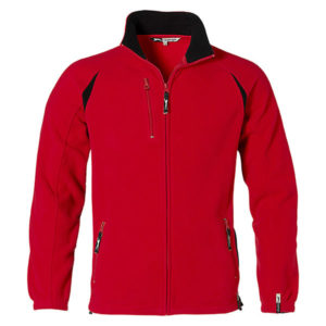 Slazenger Apex Fleece Jacket Mens Red