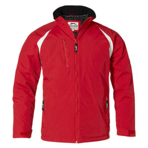 Slazenger Apex Winter Jacket Mens Red