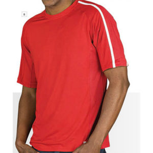 Slazenger Men Vista T-Shirt Red