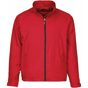 Slazenger Trainer Jacket Mens Red