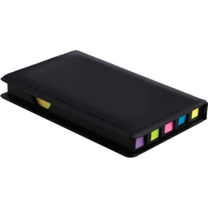 Square Memo Pad and Sticky Notes