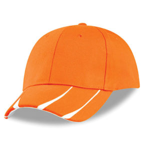 Steeldale Cap Orange