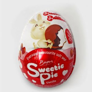 Sweetie Pie Egg 1 - Grayhouse