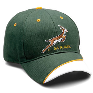 The Green and Gold Cap