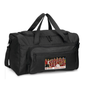 Gray House Promotions Branded Tournament Sports Bag
