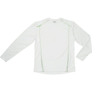 Trainer Long Sleeve T-Shirt White
