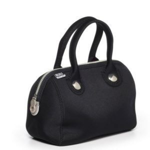Uptown Black Lunch Tote