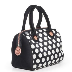 Uptown Dot Lunch Tote