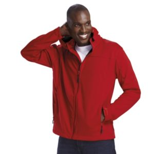 Red Paragon Jacket - Grayhouse