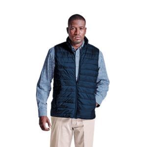 Wes Jacket Navy Front