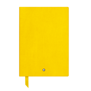 Gray House Yellow Branded Notebook